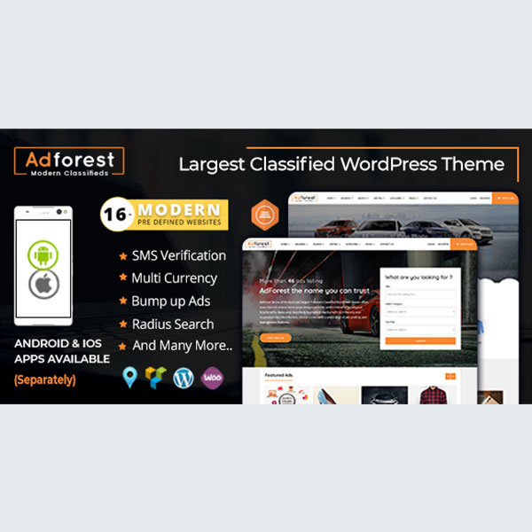 adforest-classified-ads-wordpress-theme