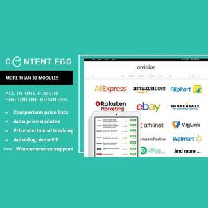Content Egg – all in one plugin for Affiliate, Price Comparison, Deal sites