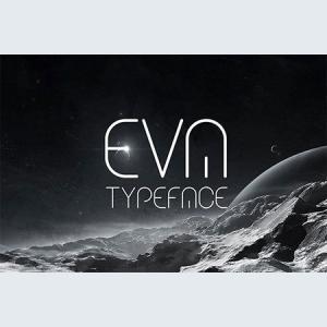 eva-typeface