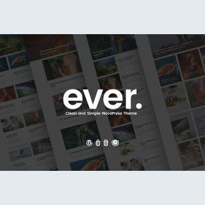 ever-clean-and-simple-wordpress-theme