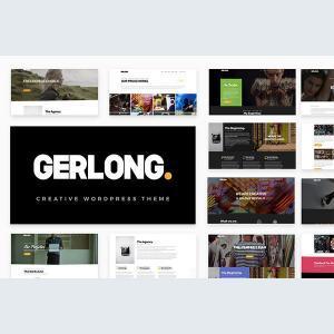 gerlong-responsive-one-page-multi-page-portfol