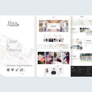 jina-celebration-agency-wordpress-theme