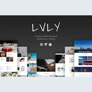 lvly-creative-multi-purpose-wordpress-theme
