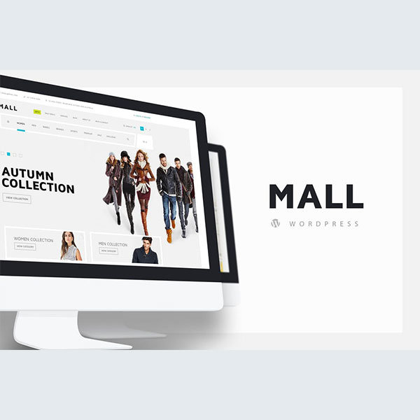 Mall — WooCommerce Responsive WordPress Theme