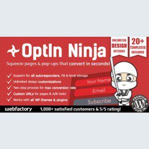 optin-ninja-ultimate-squeeze-page-generator