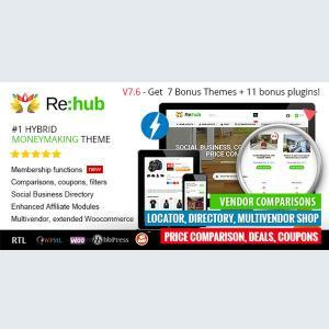 rehub-price-comparison-affiliate-marketing-multi-vendor-store-community-theme