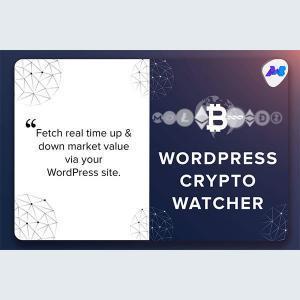wordpress-crypto-watcher-realtime-cryptocurrency