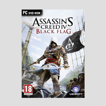 Bản quyền Game Assassin's Creed IV 4: Black Flag PC