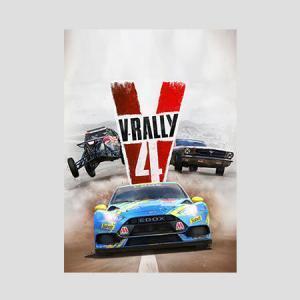 Bản Quyền Game V-Rally 4 PC