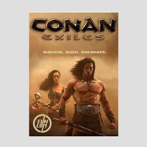 Key Bản quyền Game Conan Exiles PC