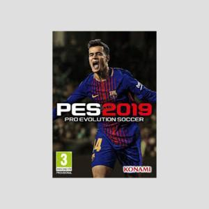 Key Bản Quyền Pro Evolution Soccer (PES) 2019 PC