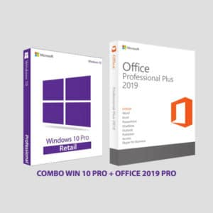 combo_win10pro_Office2019