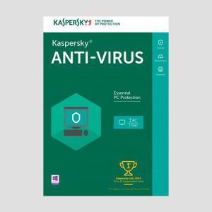 Kaspersky Antivirus 3PC / 1 Năm