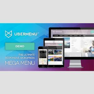 UberMenu – WordPress Mega Menu Plugin